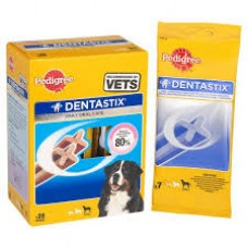 Dentastix Pedigree 25 kg Scatola Convenienza Contiene 28 Pezzi.
