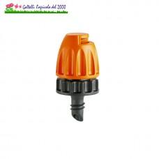 Microirrigatore claber 180°  4-6 mm pz 10