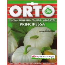 Zucca Principessa bustina semi zucchina