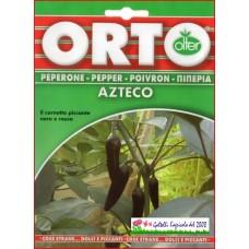 Peperoncino piccante azteco bustina semi