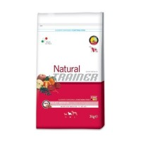Natural Trainer Medium kg 12,5 Prosciutto crudo Riso e Pappa reale