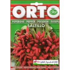 Peperoncino piccante Saltillo bustina semi